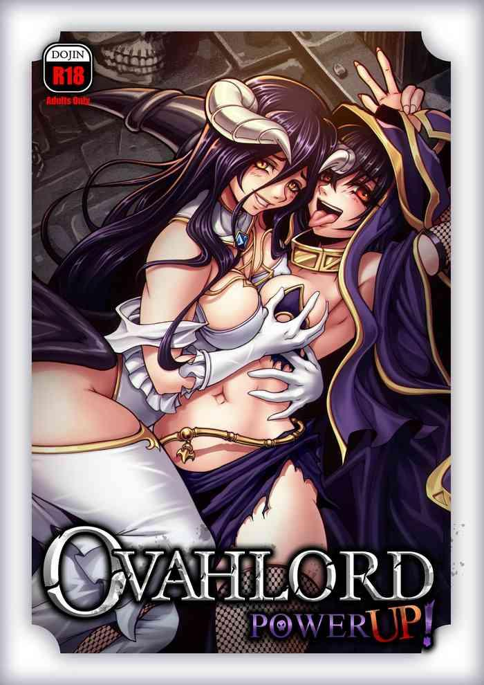 ovahlord power up cover