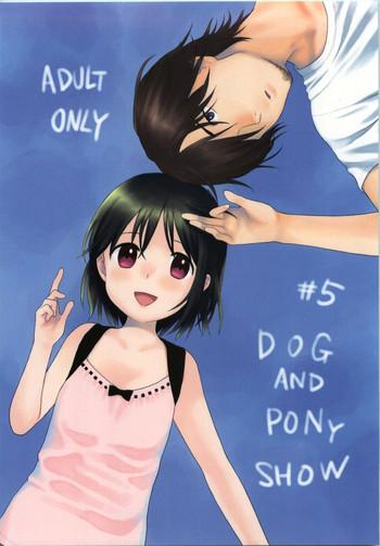 dog and pony show 5 cover